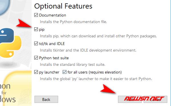 win系统,python如何升级自带pip版本? - python37-02