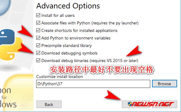 win系统,python如何升级自带pip版本? - python37-03